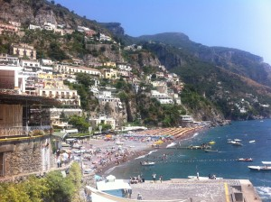 Positano is simply an amazing place to visit!